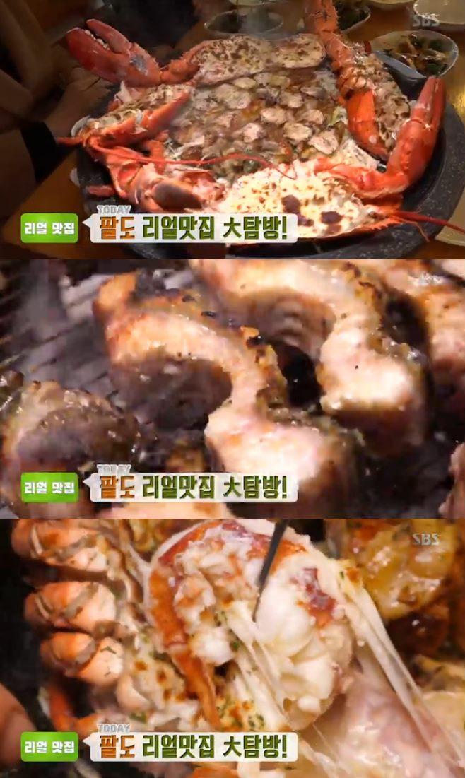 '생방송투데이' 속초문어국밥+돌문어상회+불난불족발+해풍+아산짚불장어 장어삼합구이 등나무가든 맛집