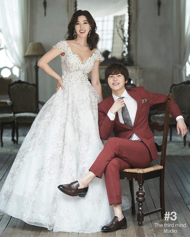 포맨 김원주 결혼 예비신부 신용재
