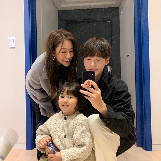 이혜주, 최민수
