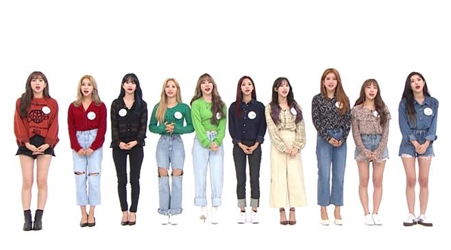 주간아이돌, 우주소녀