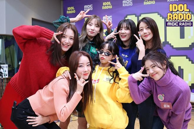 아이돌 라디오, 레인보우