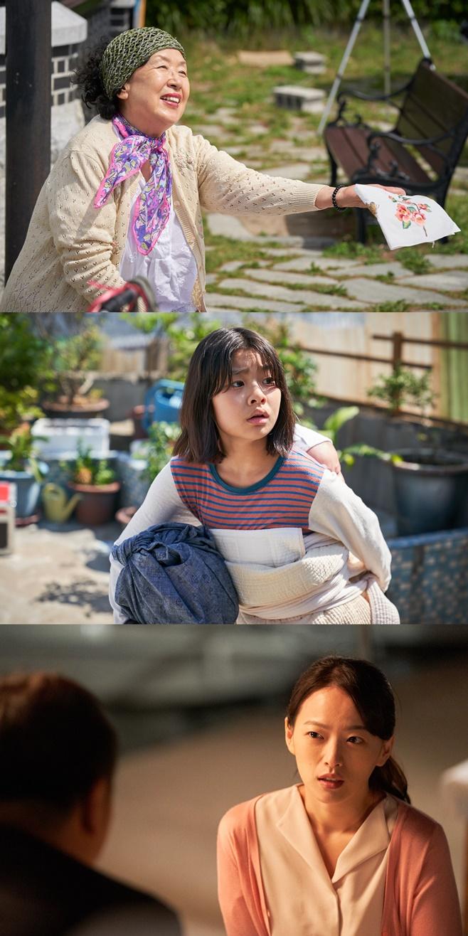 감쪽 같은 그녀 나문희 김수안