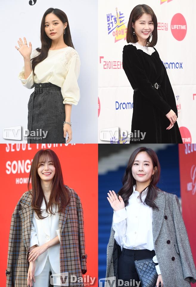 강성욱 장천 배윤경 서지혜 송다은 임현주 오영주 정재호 하트시그널