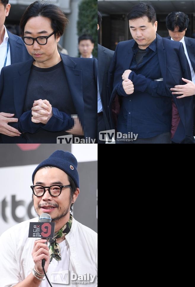 안준영, 김용범, 한동철
