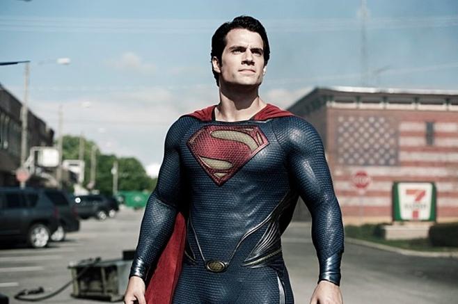 헨리 카빌, 슈퍼맨