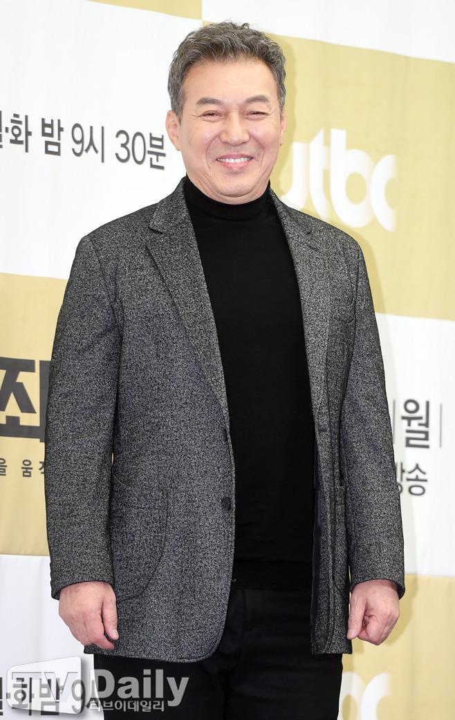 보좌관2 김갑수