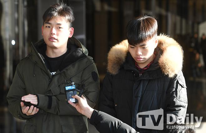 더 이스트라이트 전 멤버 이석철, 이승현