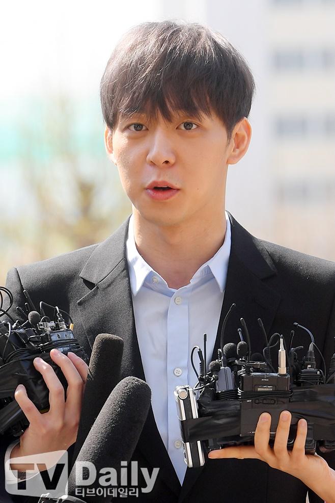 박유천 집행유예 중 태국 유료 팬미팅 논란