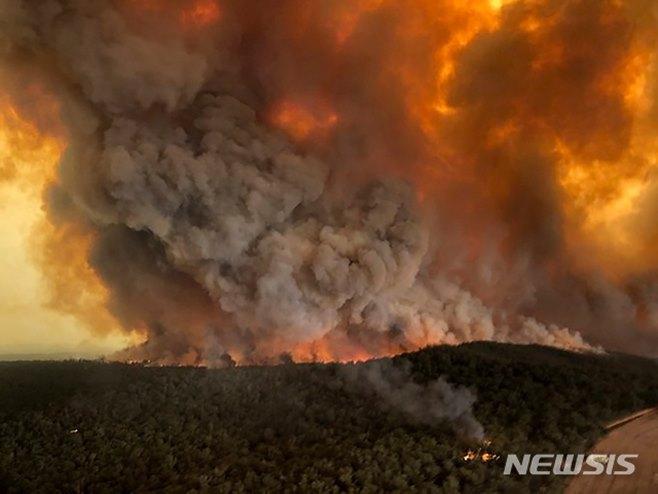 호주 산불