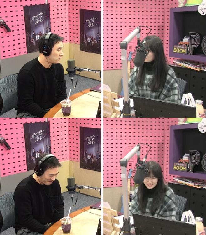 씨네타운 배성우 박선영 아나운서