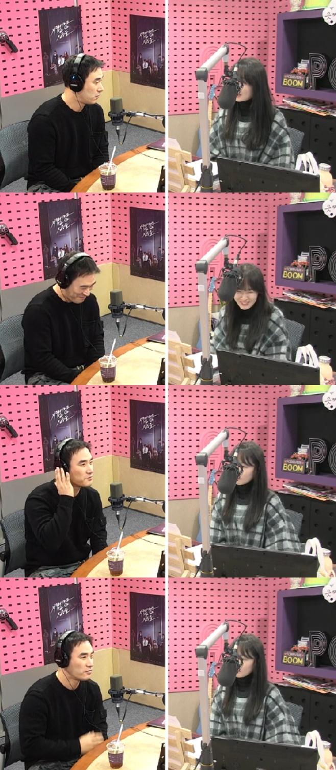 박선영의 씨네타운 배성우 지푸라기라도 잡고 싶은 짐승들