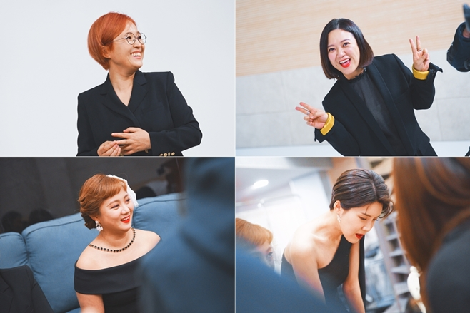 송은이, 김숙, 박나래, 장도연