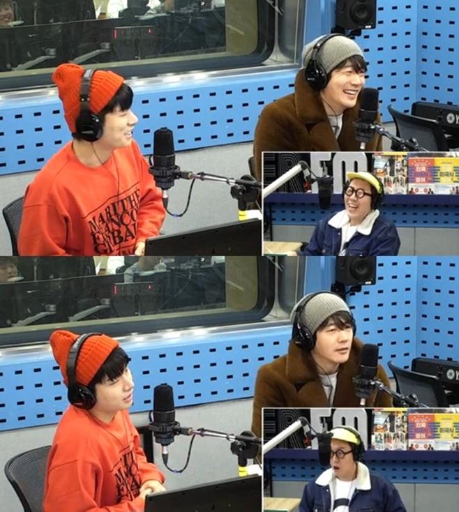 김영철의 파워FM, 히트맨, 권상우 이이경