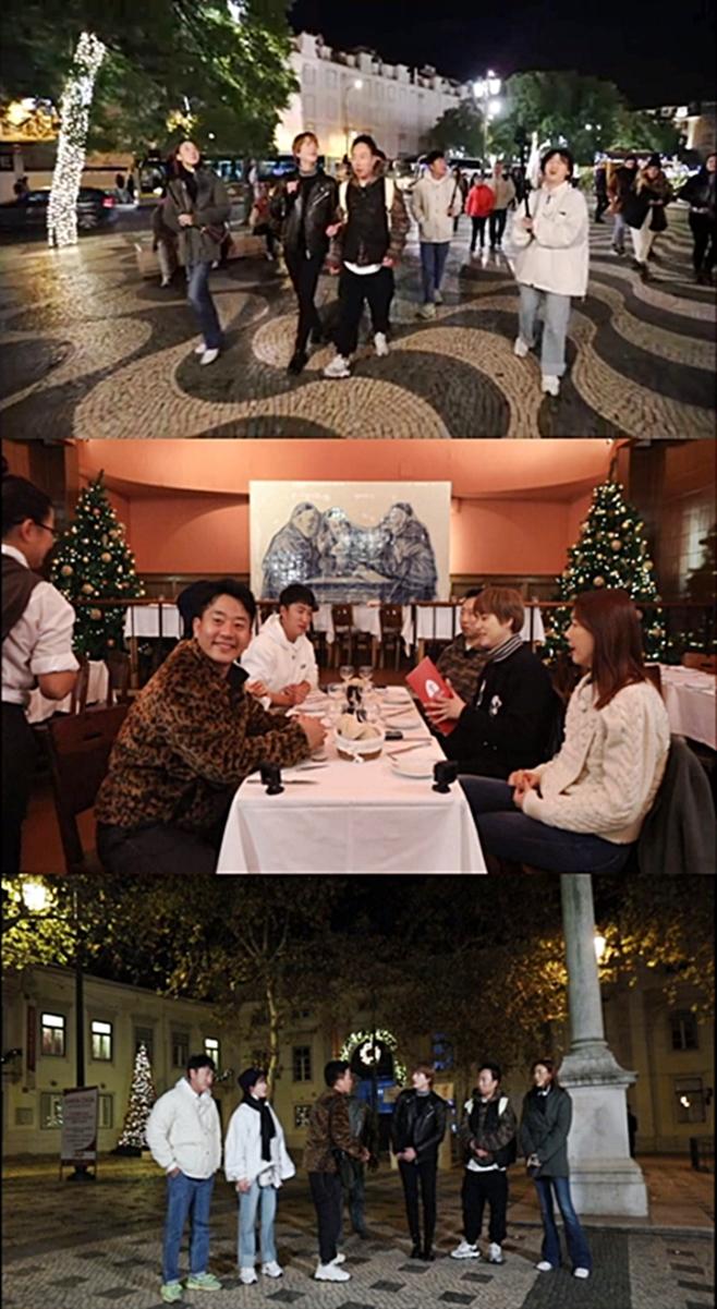 tvN 더 짠내투어, 규현 김준호