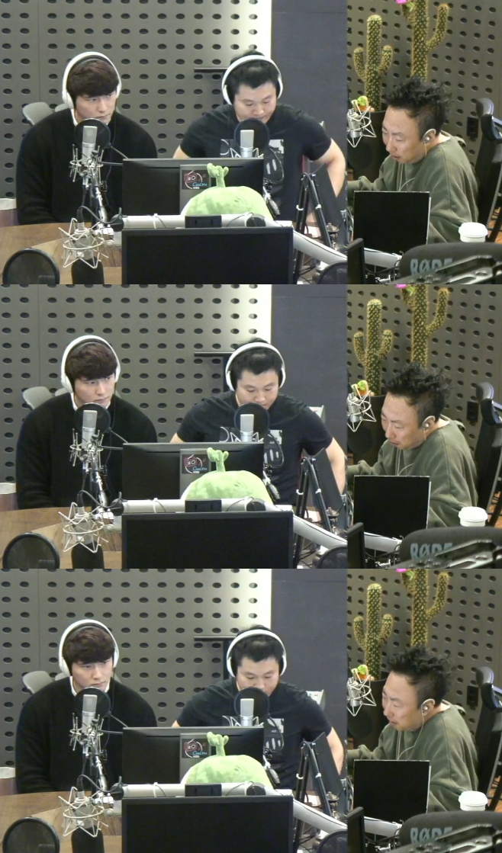 라디오쇼, 오흥민, 박정우