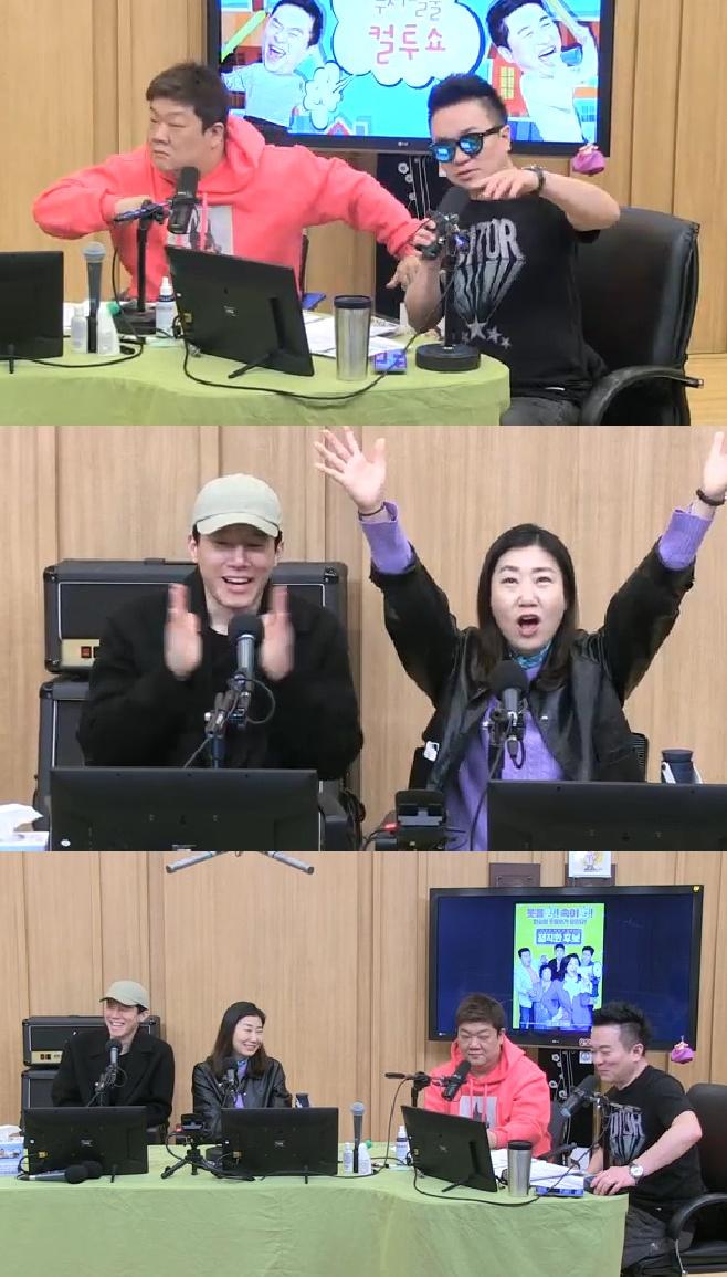 컬투쇼, 정직한 후보, 라미란, 김무열
