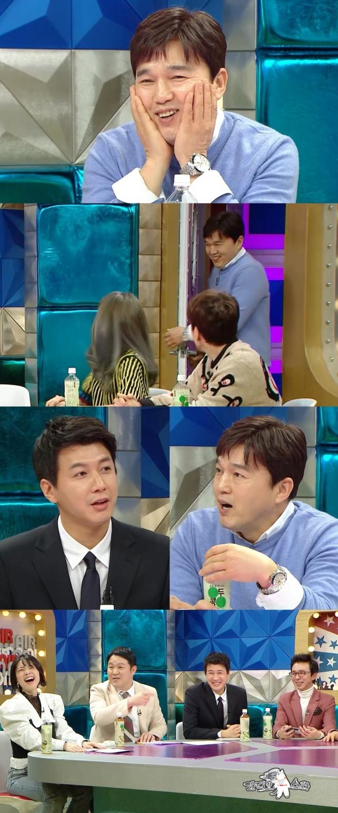 라디오스타, 김광규, 기생충, 봉준호, 이선균