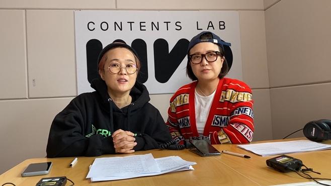 비보TV, 송은이 김숙
