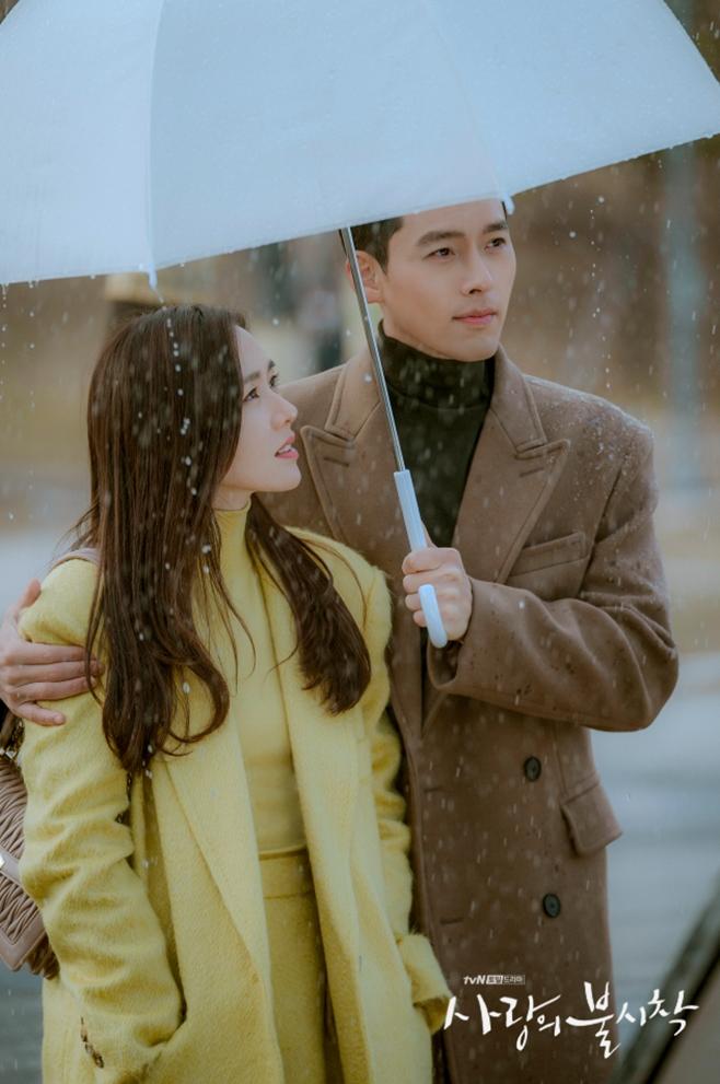 tvN 사랑의 불시착, 현빈 손예진