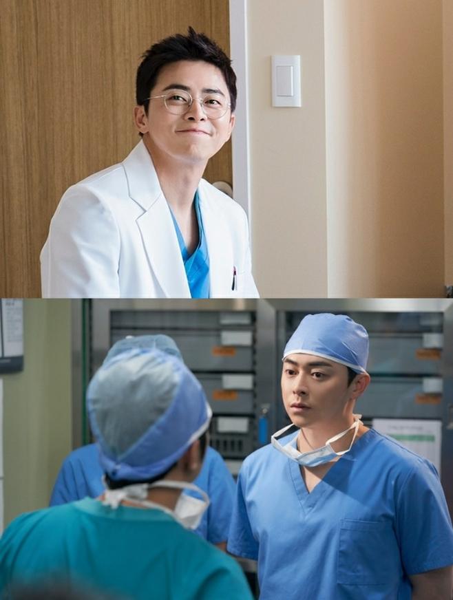 tvN 슬기로운 의사생활, 조정석