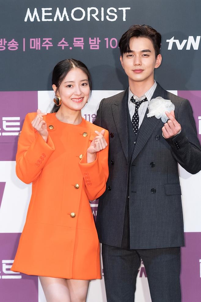 tvN 메모리스트, 유승호 이세영
