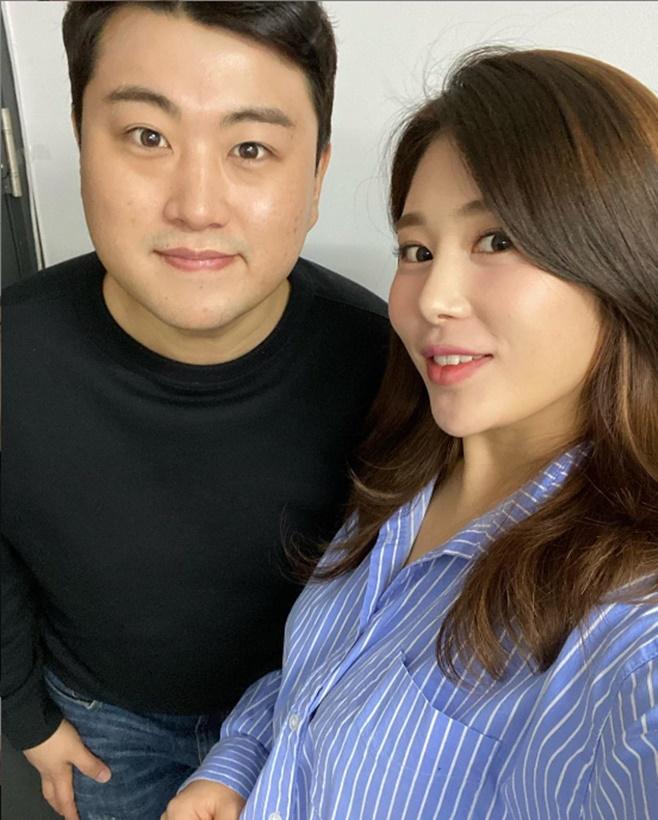 미스터트롯 김호중 김소유 응원
