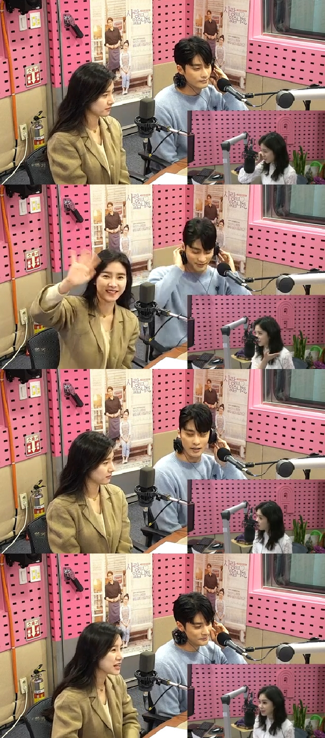 씨네타운, 사랑하고 있습니다, 김소은, 성훈