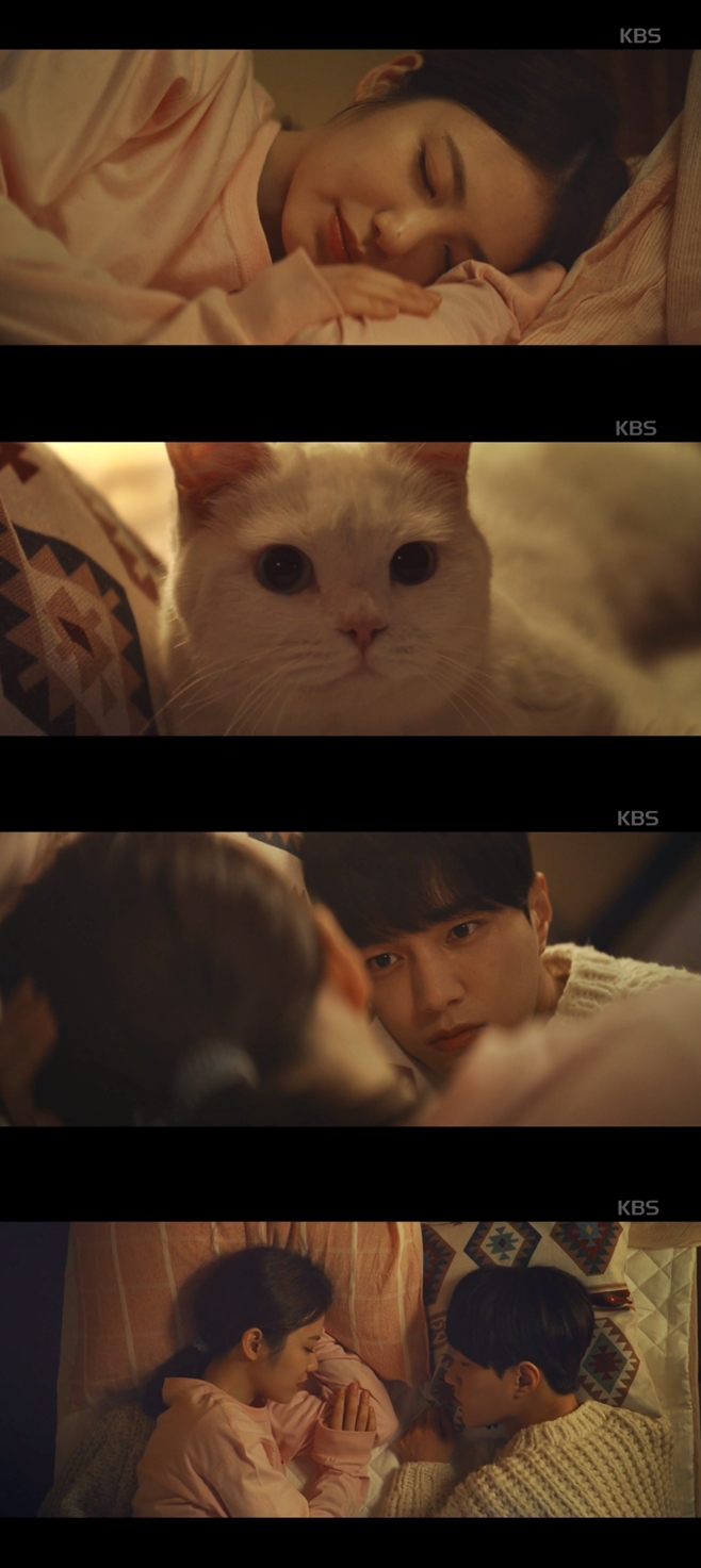 KBS2 어서와, 김명수 신예은