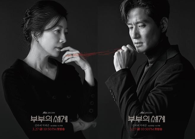 부부의 세계, 김희애, 한소희, 박해준