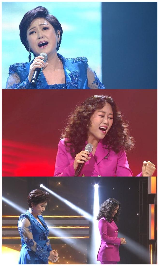 나는 트로트 가수다, 김용임, 박혜신