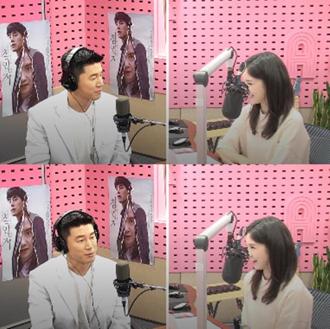 장예원의 씨네타운 침입자 김무열