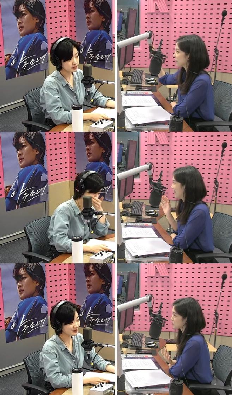 씨네타운, 야구소녀, 이주영