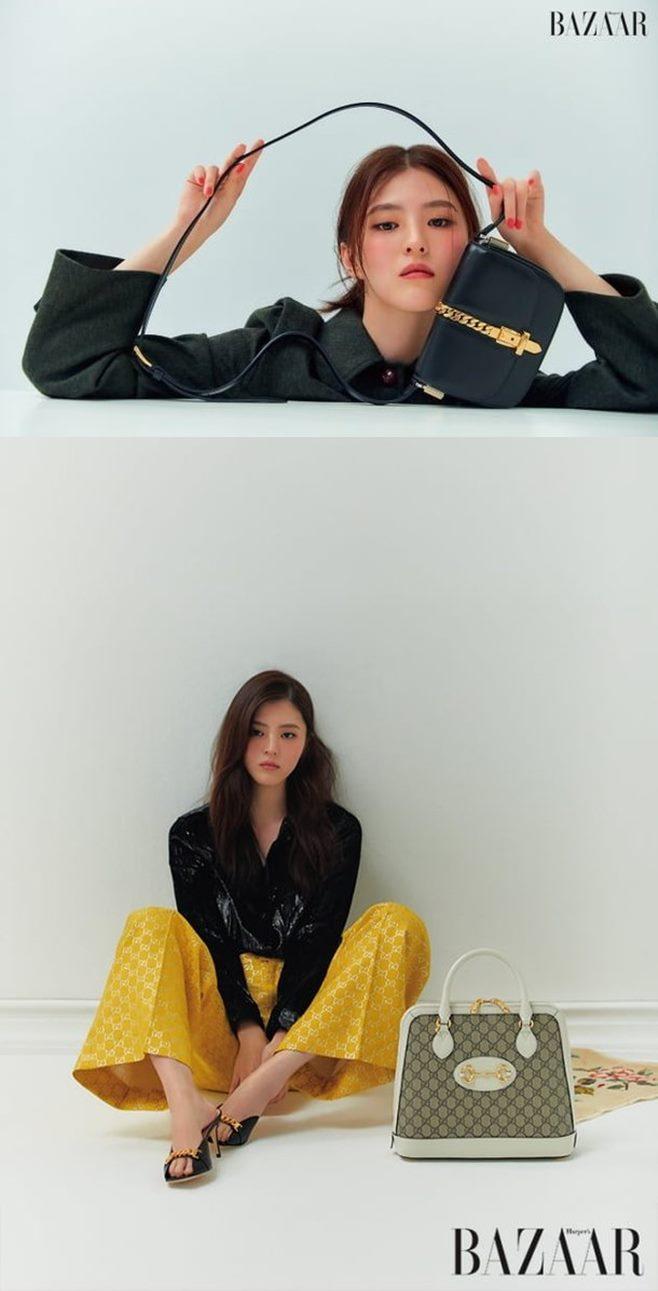 부부의 세계 한소희 화보 몸매 나이 김희애 패션