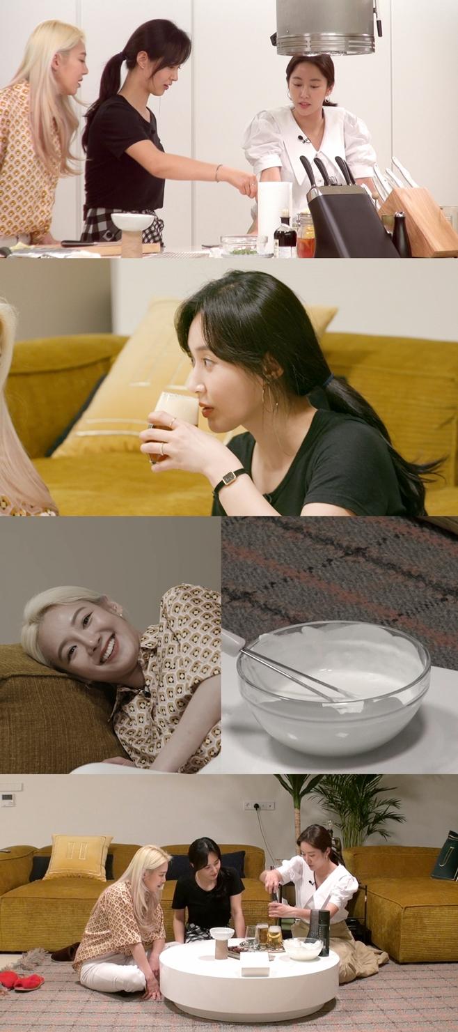 신상출시 편스토랑, 전혜빈 유리 효연