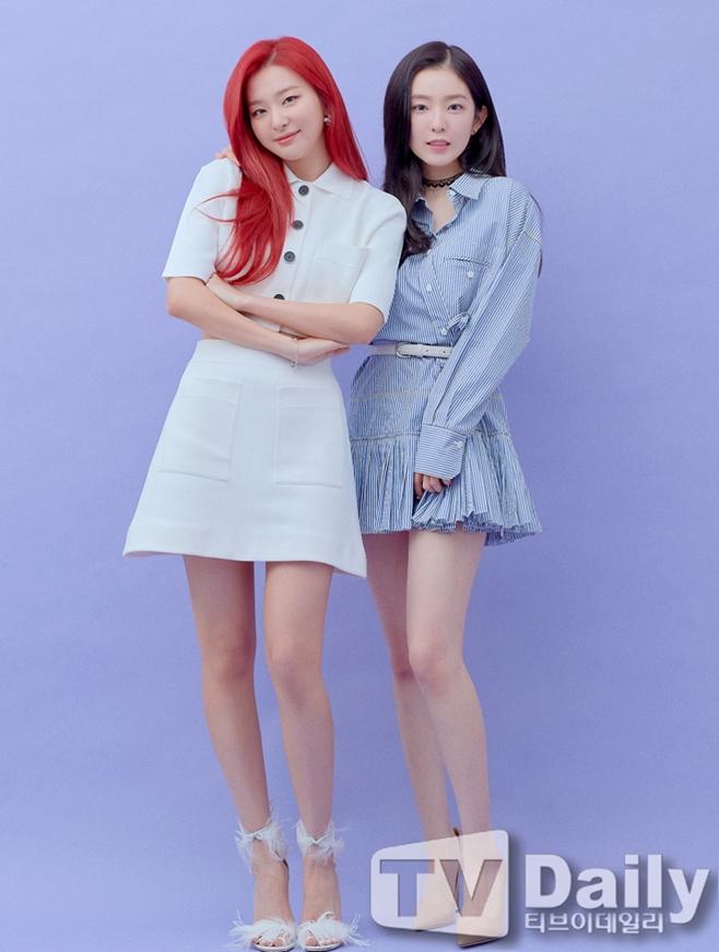 레드벨벳 슬기 아이린
