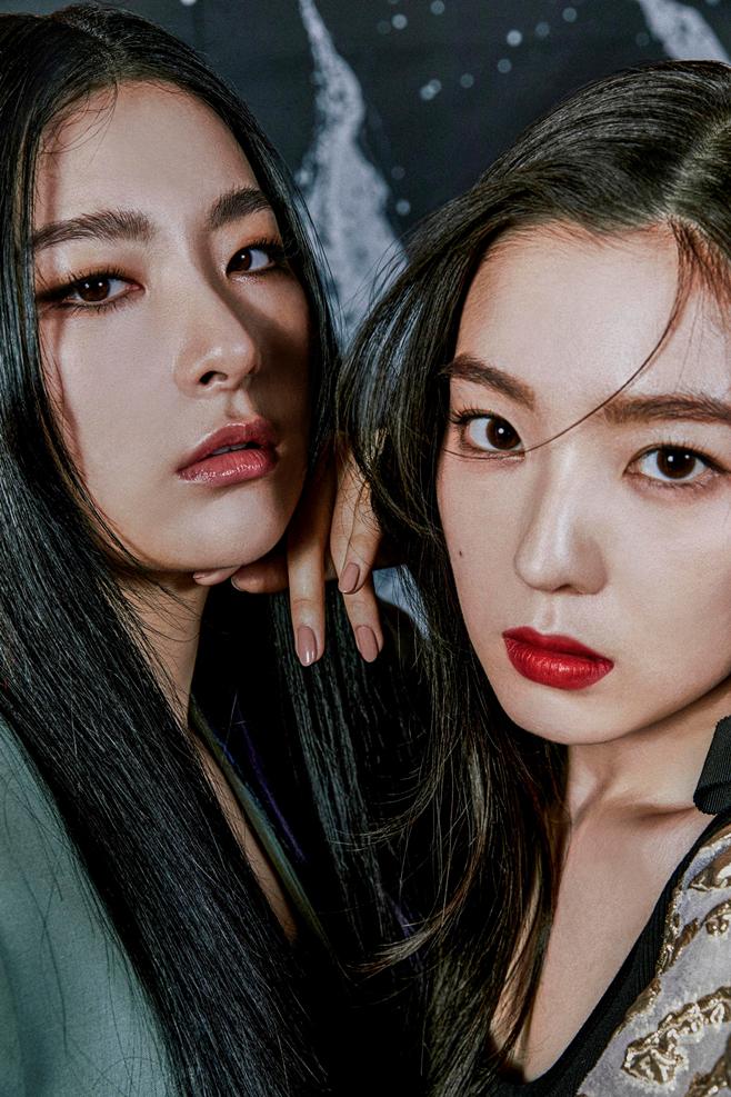 레드벨벳-아이린&슬기