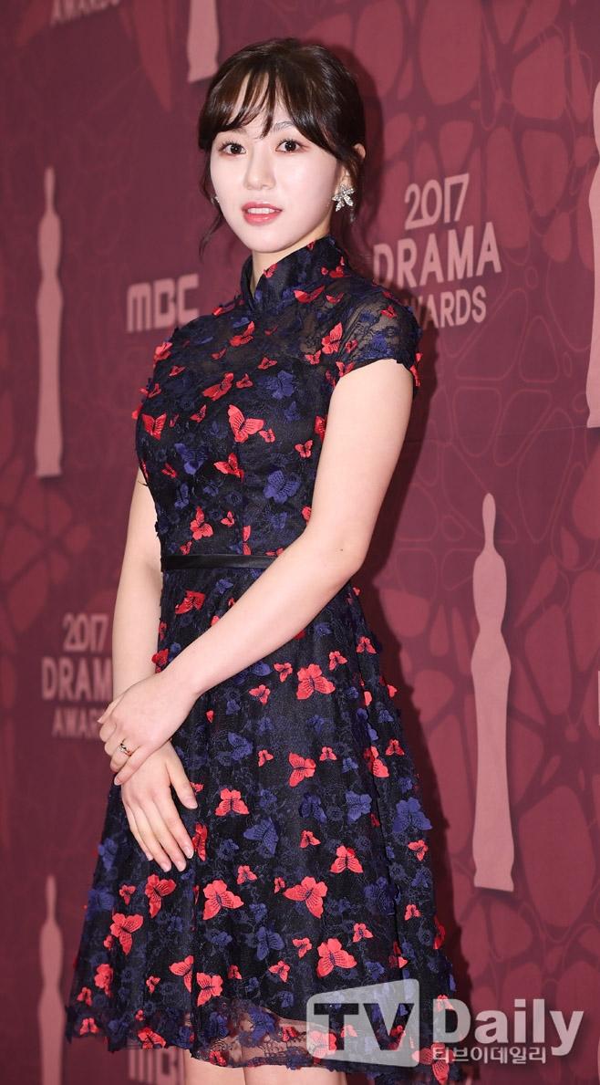 글부 AOA 출신 배우 권민아