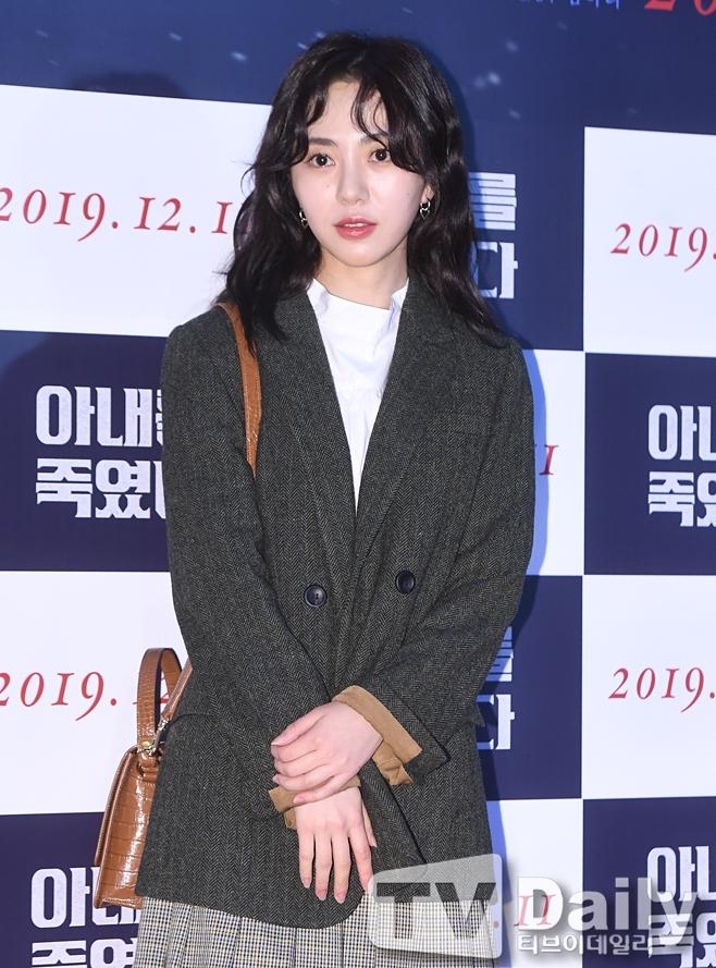 배우 권민아, 그룹 AOA 출신 민아