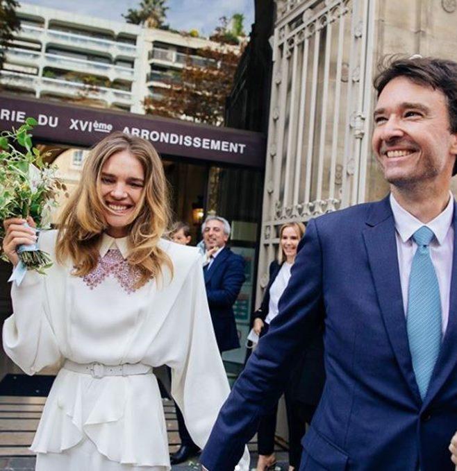 나탈리아 보디아노바 인스타그램 모델 루이비통 회장 아들 앙투안 아르노 결혼