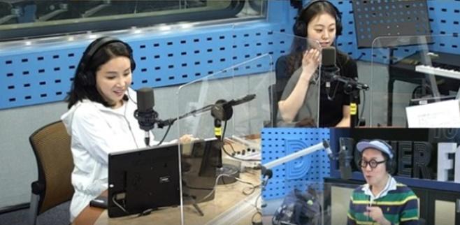 김영철의 파워FM 남현희 곽민정