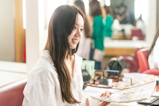 tvN 청춘기록, 이혜리 박보검