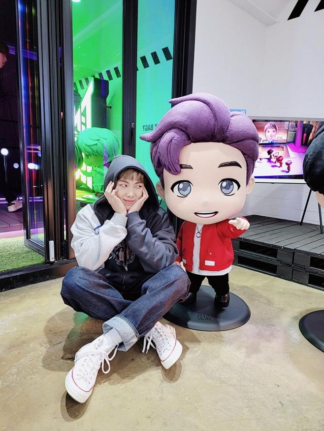 그룹 방탄소년단 RM