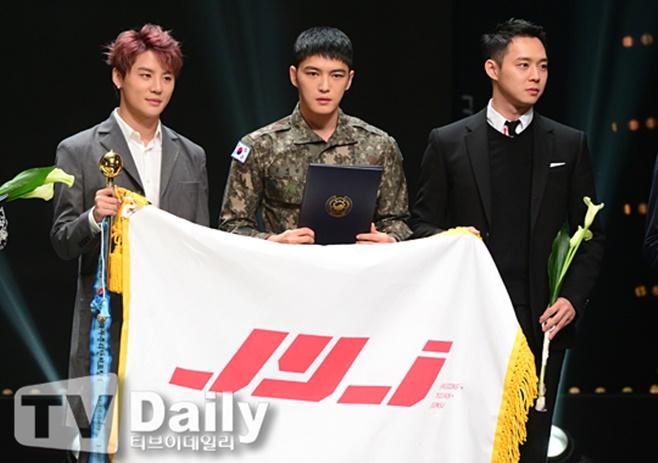 JYJ 김준수 김재중 박유천