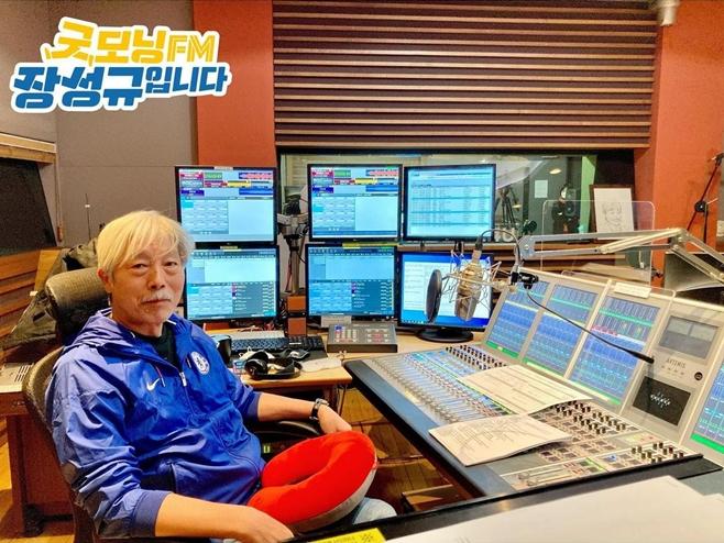 굿모닝FM, 장성규, 배철수