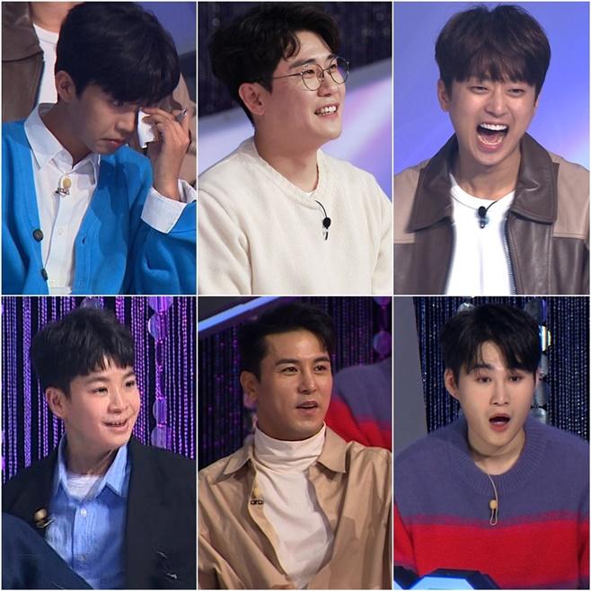 미스트롯2, 임영웅, 영탁, 이찬원, 정동원, 장민호, 김희재