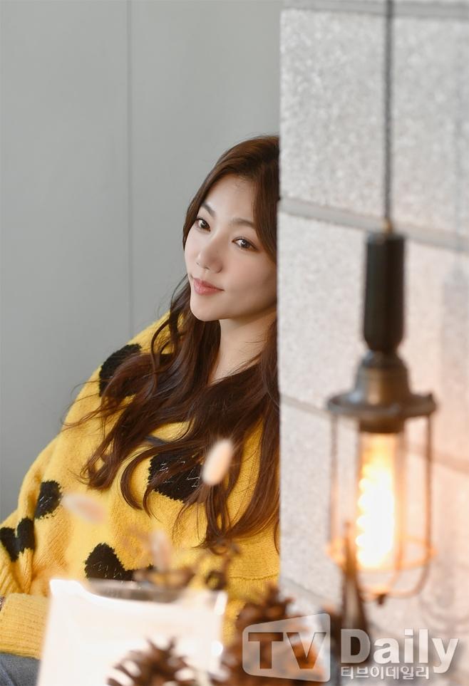 배우 이채영 인터뷰