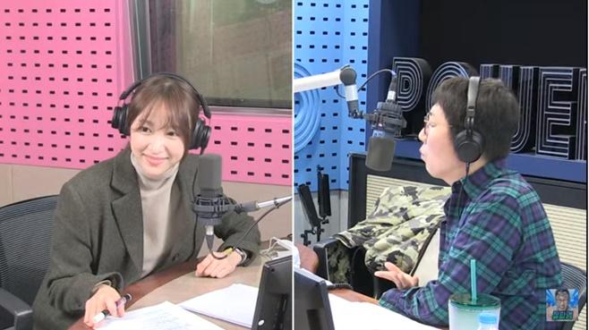 김영철의 파워FM EXID 하니
