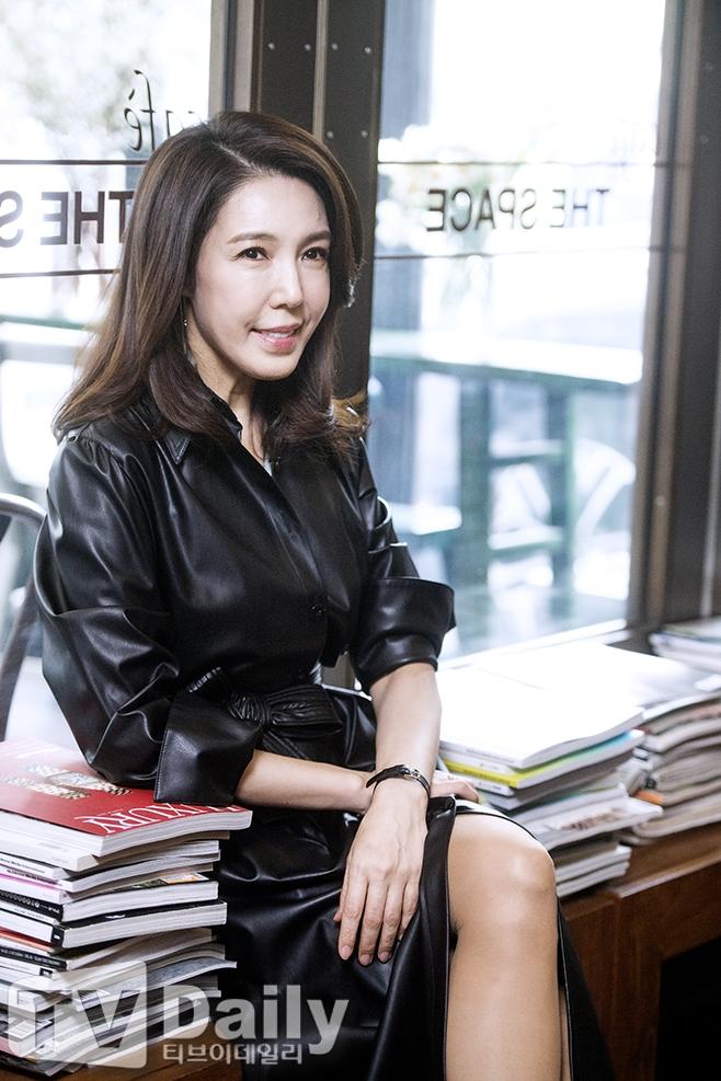 결혼작사 이혼작곡, 전수경 인터뷰