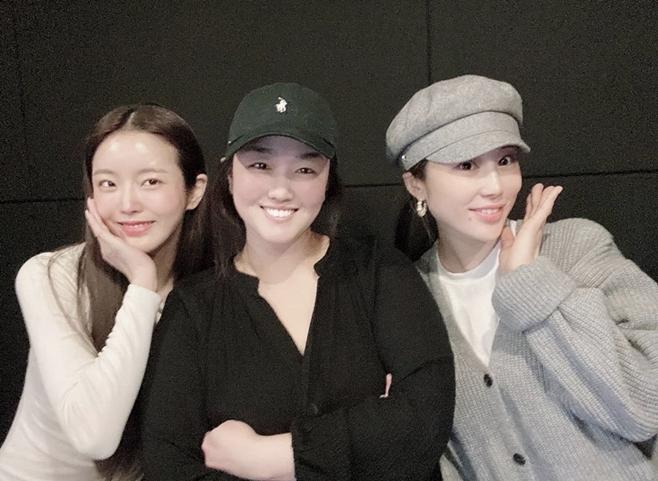 박성연, 정미애, 김소유