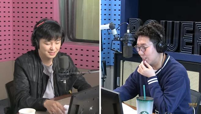 김영철의 파워FM 연우진